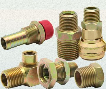 Truck Air Fittings & Couplings - NPT