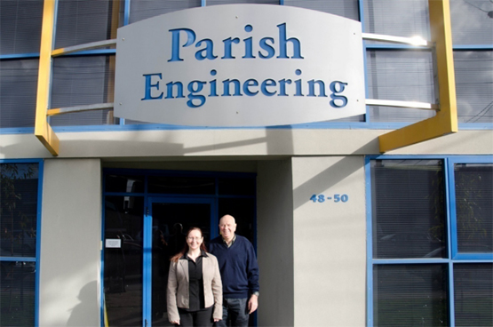 Parish Engineering Company