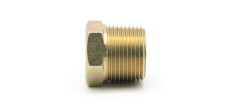 Hexagon Tapper Plug - NPT