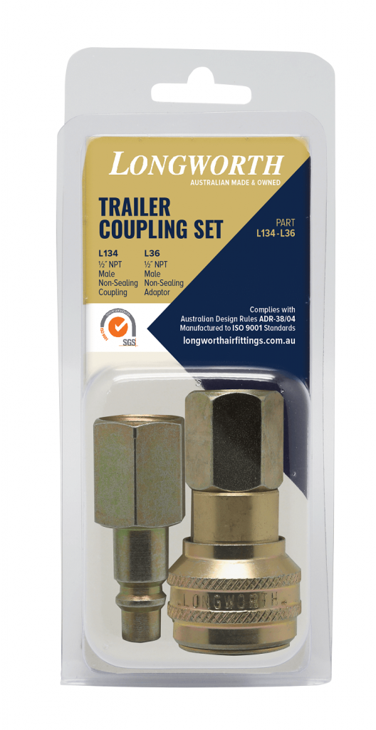 Trailer Coupling Set